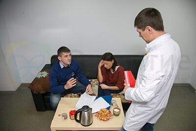 Консультация врача-нарколога на дому